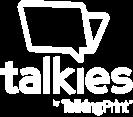 Talkies logo